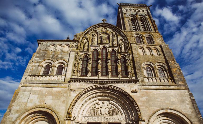 Basilique Sainte-Marie-Madeleine à Vézelay