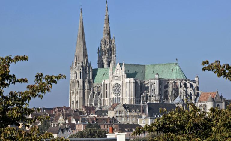 Portail Sud de la Cathédrale Notre Dame de Chartres