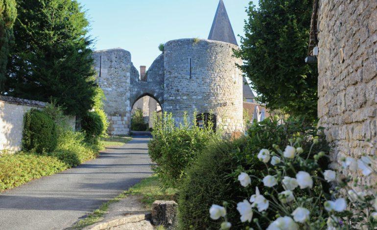 Yèvre le Châtel, plus Beaux Villages de France
