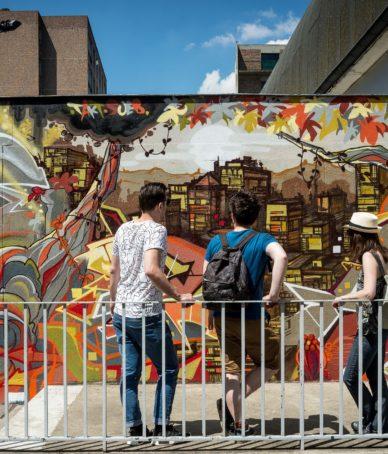Balade street art