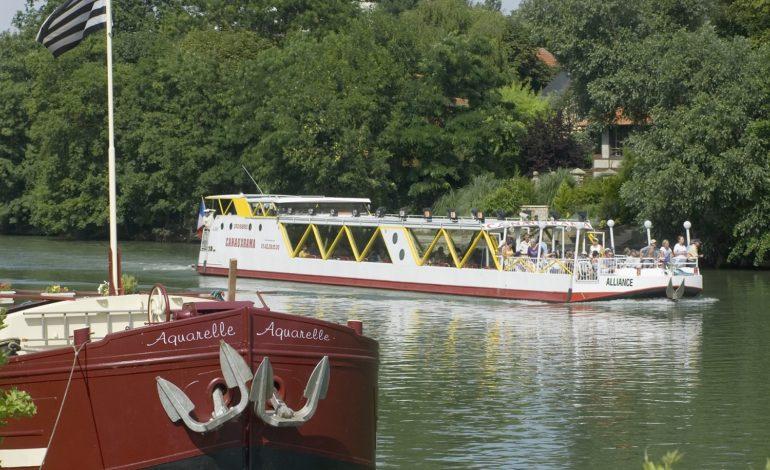 Croisière sur la Marne
