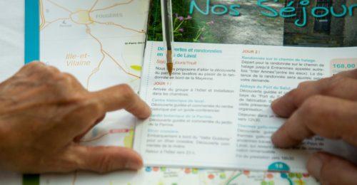 Choisissez votre séjour sur mesure !