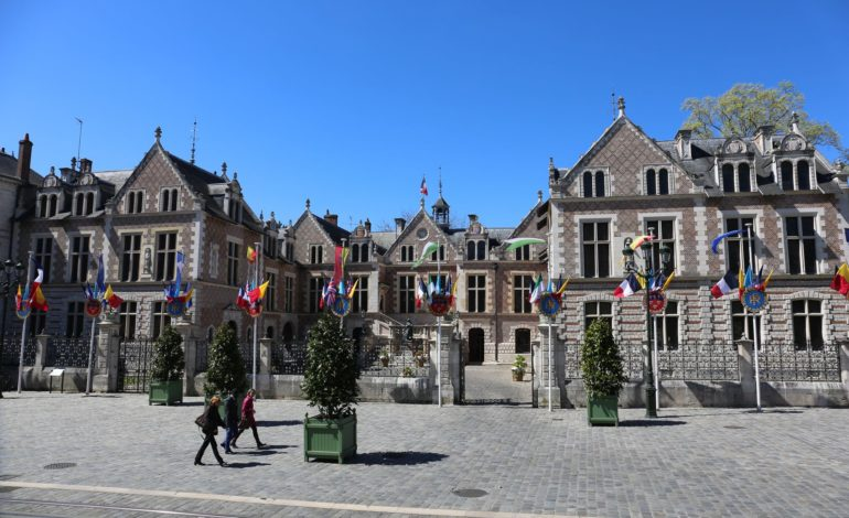 Hôtel Groslot - Orléans