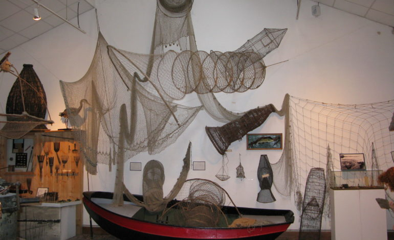 MUSEE DES DEUX MARINES INTERIEUR
