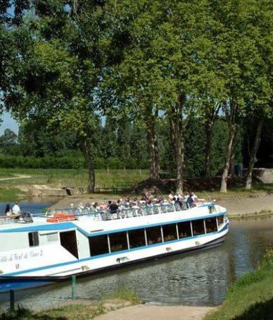 Croisière à Pont-de-Vaux