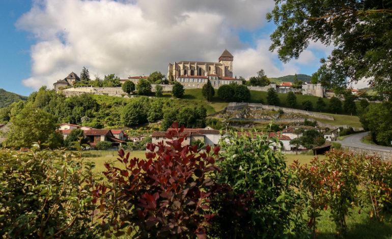 St-Bertrand-de-Cges au printemps