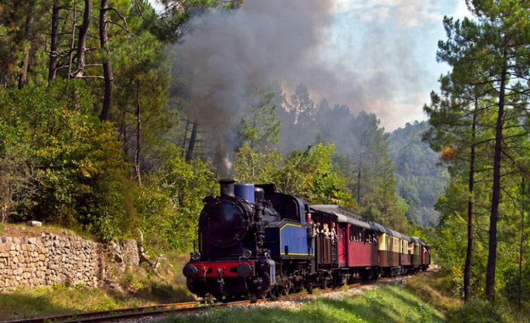 Train à vapeur des Cévennes - Anduze_9