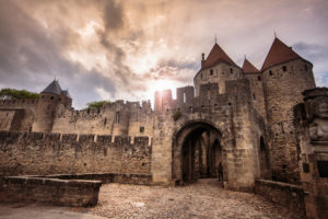 Château et Remparts de la Cité de Carcassonne
