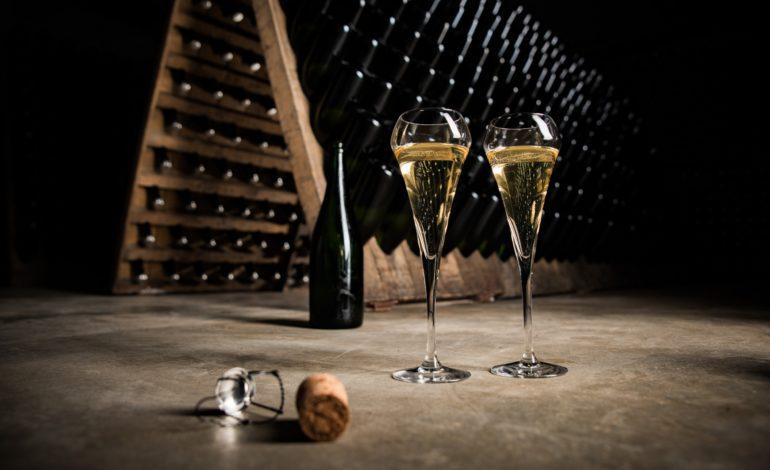 cave de champagne de la Côte des Bar