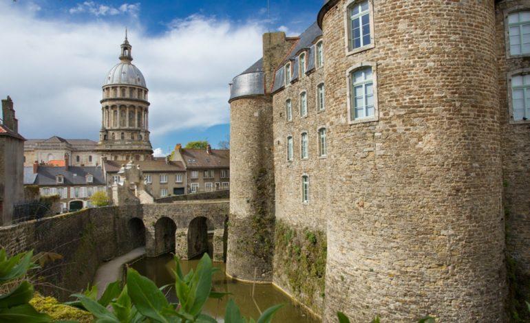 Boulogne, ville fortifiée