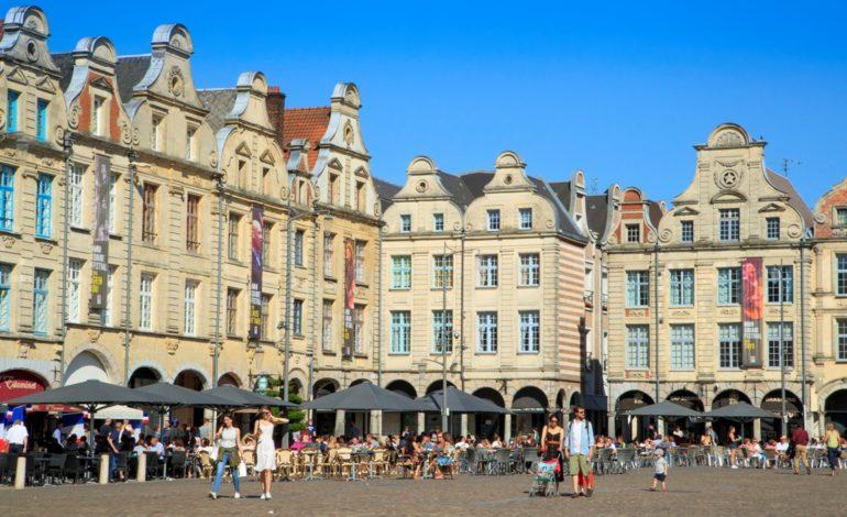 Arras Place des Héros ©AS Flament