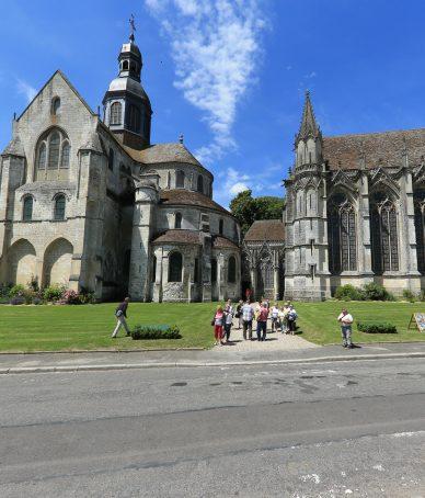 oise - Abbaye St Germer de Fly