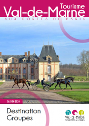 Couverture brochures groupes 2020