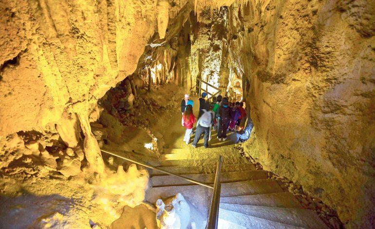Grottes Cerdon - Crédits. BALTIK