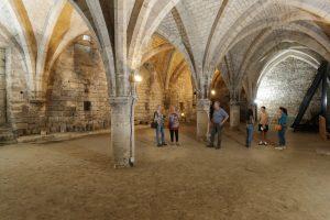 souterrain cathedrale noyon