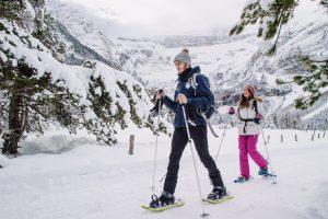 Balade en raquettes dans les Hautes-Pyrénées !