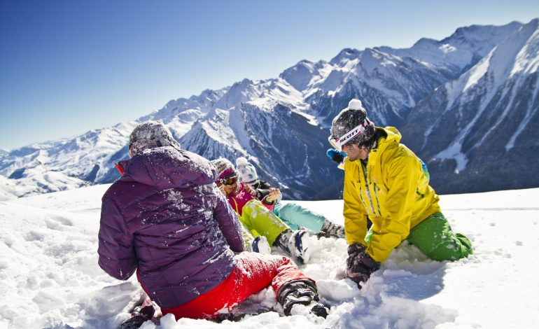 Ski en HAUTES PYRENEES