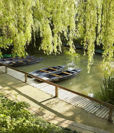 Le Marais poitevin et la Venise Verte